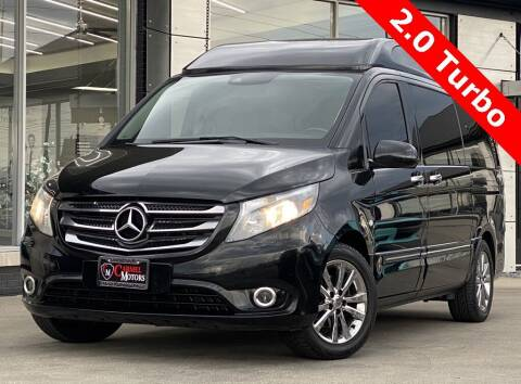 2016 Mercedes-Benz Metris for sale at Carmel Motors in Indianapolis IN