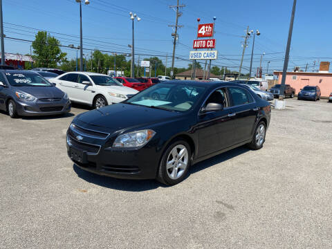 2012 Chevrolet Malibu for sale at 4th Street Auto in Louisville KY