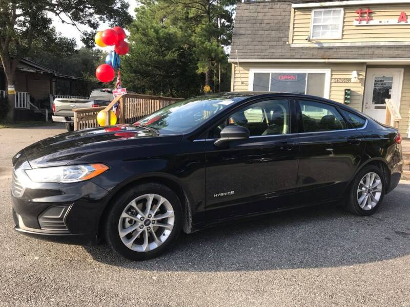 2019 Ford Fusion Hybrid for sale at #1 Auto Liquidators in Yulee FL
