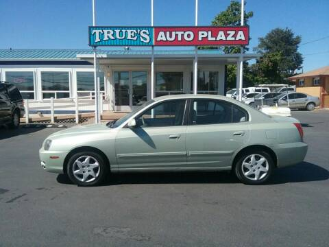 2004 Hyundai Elantra for sale at True's Auto Plaza in Union Gap WA