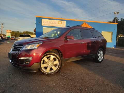 2017 Chevrolet Traverse for sale at AUTOLOT in Bristol PA