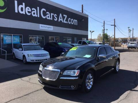 2014 Chrysler 300 for sale at Ideal Cars Broadway in Mesa AZ