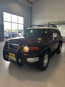 2007 Toyota FJ Cruiser for sale at Tom Peacock Nissan (i45used.com) in Houston TX
