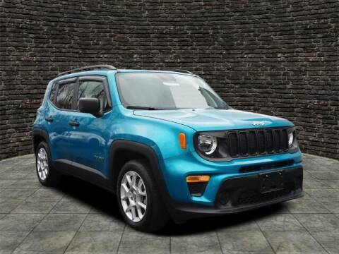 2020 Jeep Renegade for sale at Ron's Automotive in Manchester MD
