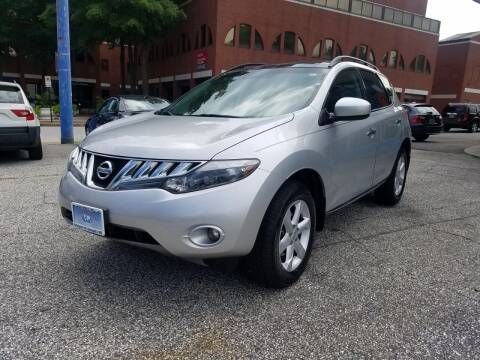 2010 Nissan Murano for sale at Car World Inc in Arlington VA