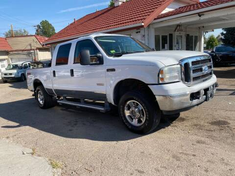 2005 Ford F-250 Super Duty for sale at STS Automotive in Denver CO