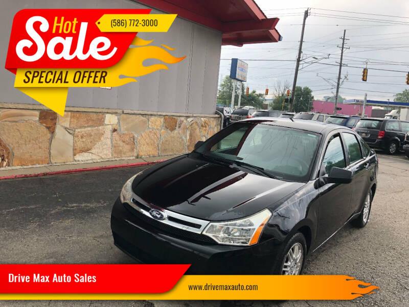 2011 Ford Focus for sale at Drive Max Auto Sales in Warren MI