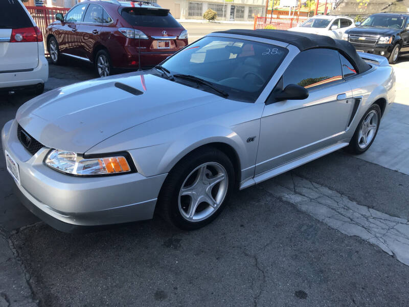 2000 Ford Mustang for sale at Auto Emporium in Wilmington CA