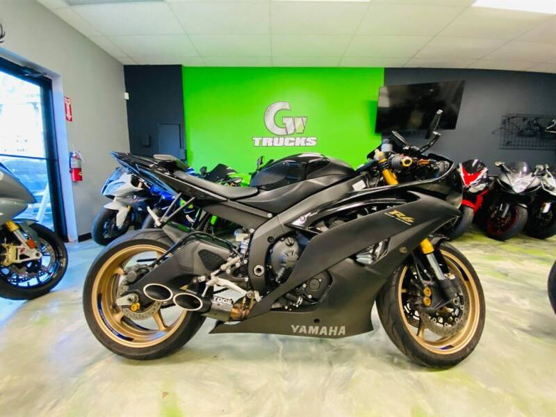 2014 Yamaha YZF-R6 for sale at Greenway Auto Sales in Jacksonville FL