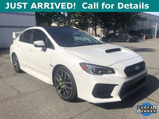 2020 Subaru WRX for sale at Toyota of Seattle in Seattle WA