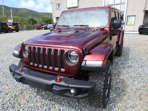 2021 Jeep Wrangler Unlimited for sale at Caribbean Auto Mart -C in St Thomas VI