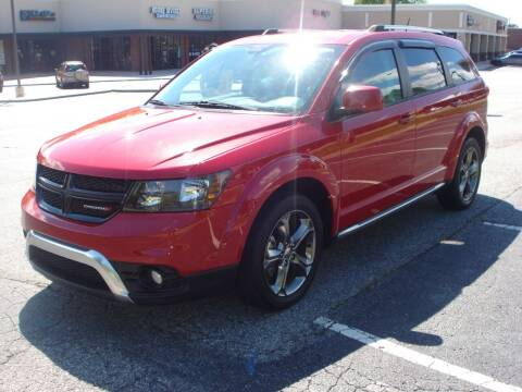 2015 Dodge Journey for sale at Uniworld Auto Sales LLC. in Greensboro NC