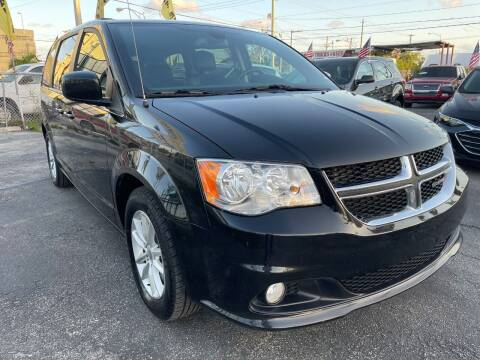 2019 Dodge Grand Caravan for sale at MIAMI AUTO LIQUIDATORS in Miami FL