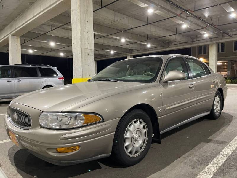 2001 Buick LeSabre for sale at Issaquah Autos in Issaquah WA