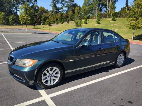 2007 BMW 3 Series for sale at WIGGLES AUTO SALES INC in Mableton GA
