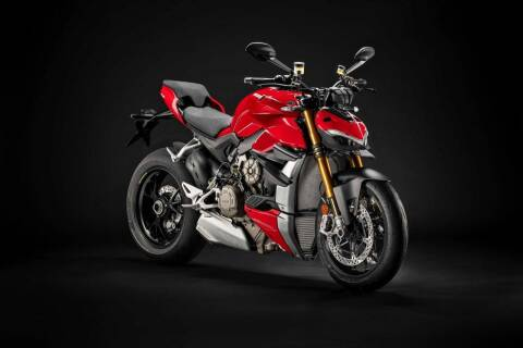 2021 Ducati Panigale V4 S for sale at Peninsula Motor Vehicle Group in Oakville NY