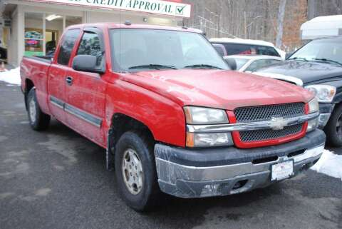 2004 Chevrolet Silverado 1500 for sale at Ramsey Corp. in West Milford NJ