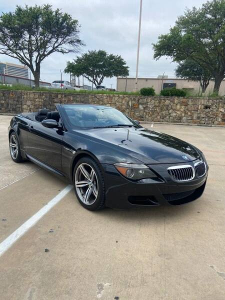 2007 BMW M6 for sale at Automotive Brokers Group in Plano TX