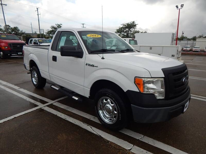 2012 Ford F-150 for sale at Vail Automotive in Norfolk VA