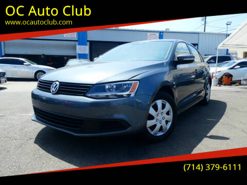 2014 Volkswagen Jetta for sale at OC Auto Club in Midway City CA