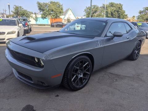 2017 Dodge Challenger for sale at Convoy Motors LLC in National City CA