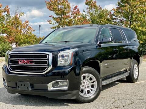 2015 GMC Yukon XL for sale at Sebar Inc. in Greensboro NC
