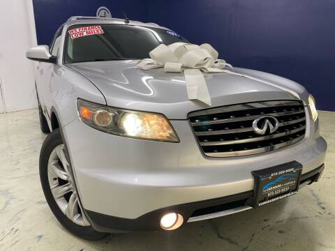 2007 Infiniti FX45 for sale at The Car House of Garfield in Garfield NJ