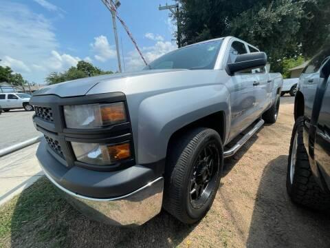 2014 Chevrolet Silverado 1500 for sale at S & J Auto Group in San Antonio TX