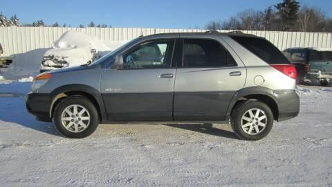 2003 Buick Rendezvous for sale at Superior Auto of Negaunee in Negaunee MI
