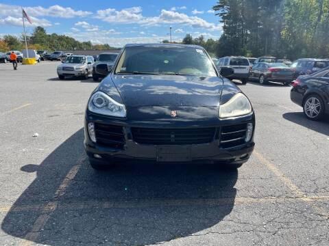 2009 Porsche Cayenne for sale at Nano's Autos in Concord MA