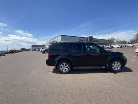 2012 Nissan Pathfinder for sale at Schulte Subaru in Sioux Falls SD