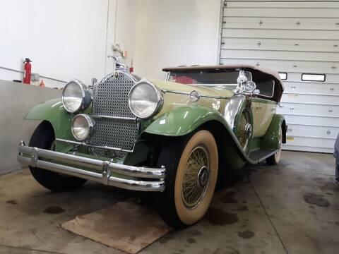 1930 Packard Phantom Convertible