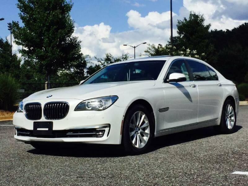 2013 BMW 7 Series for sale at Klassic Cars in Lilburn GA