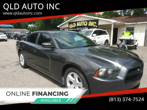 2014 Dodge Charger for sale at QLD AUTO INC in Tampa FL