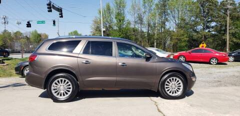 2012 Buick Enclave for sale at On The Road Again Auto Sales in Doraville GA