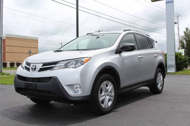 2015 Toyota RAV4 for sale at Crown Motors in Schenectady NY