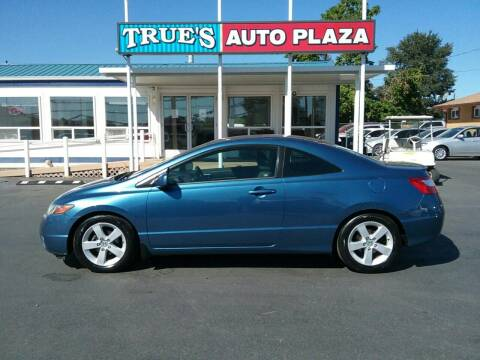 2006 Honda Civic for sale at True's Auto Plaza in Union Gap WA