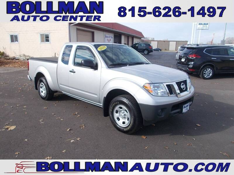 2019 Nissan Frontier for sale at Bollman Auto Center in Rock Falls IL