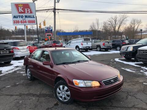 2000 Toyota Camry for sale at KB Auto Mall LLC in Akron OH