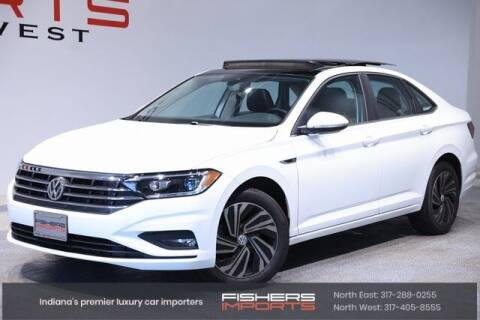 2019 Volkswagen Jetta for sale at Fishers Imports in Fishers IN
