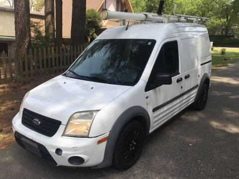 2012 Ford Transit Connect for sale at Deme Motors in Raleigh NC