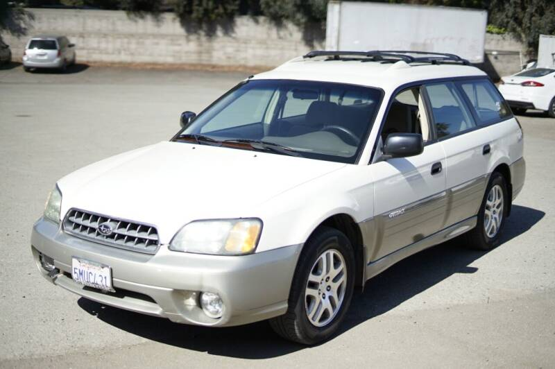 2004 Subaru Outback for sale at Sports Plus Motor Group LLC in Sunnyvale CA