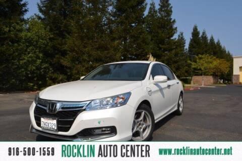 2014 Honda Accord Plug-In for sale at Rocklin Auto Center in Rocklin CA