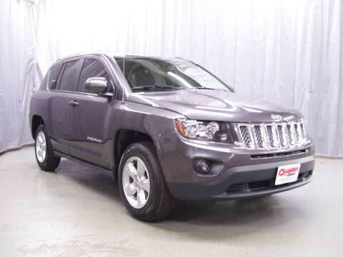 2017 Jeep Compass for sale at QUADEN MOTORS INC in Nashotah WI