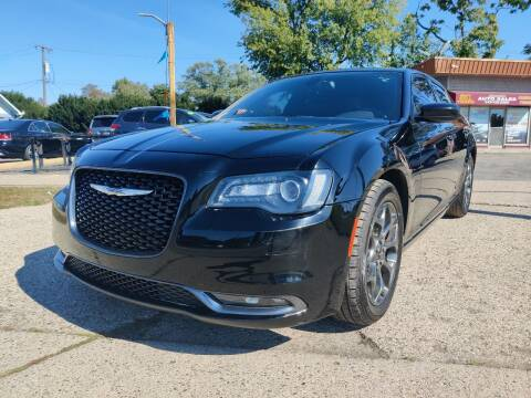 2016 Chrysler 300 for sale at Lamarina Auto Sales in Dearborn Heights MI