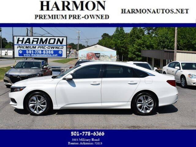 2019 Honda Accord for sale at Harmon Premium Pre-Owned in Benton AR