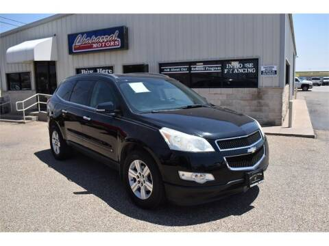2010 Chevrolet Traverse for sale at Chaparral Motors in Lubbock TX