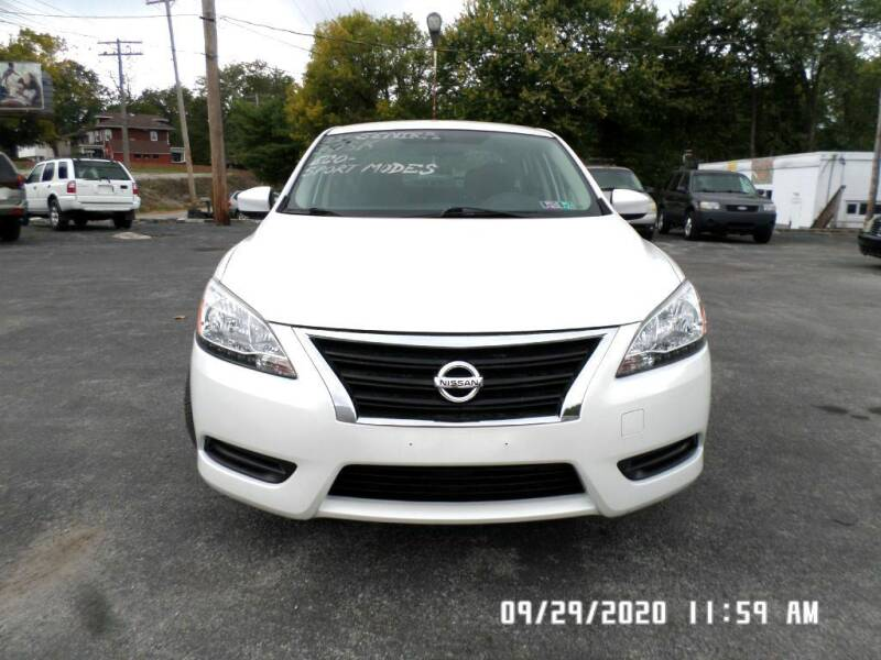 2014 Nissan Sentra for sale at XXX Kar Mart in York PA
