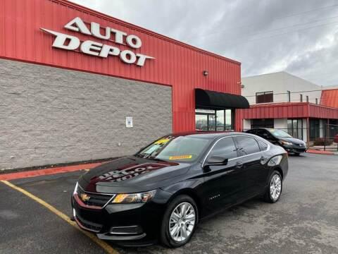 2017 Chevrolet Impala for sale at Auto Depot of Smyrna in Smyrna TN