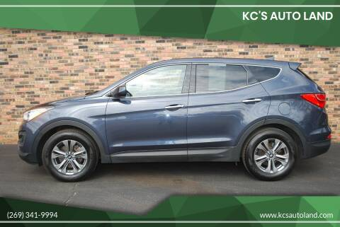 2016 Hyundai Santa Fe Sport for sale at KC'S Auto Land in Kalamazoo MI